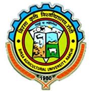 birsa-agricultural-university-logo