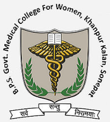 bps-government-medical-college-for-women-logo