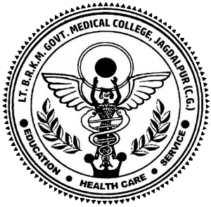 late-bali-ram-kashyap-memorial-government-medical-college-logo