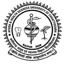 pt-deendayal-upadhyay-memorial-health-sciences-and-ayush-university-of-chhattisgarh-logo