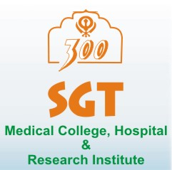 sgt-medical-college-hospital-and-research-institute-logo