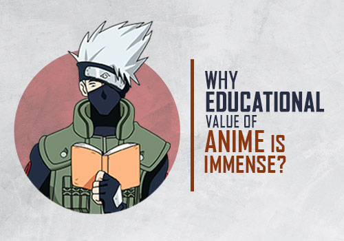 Educational Value of Anime