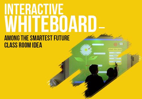 Interactive Whiteboard – Smartest Future Class Room Idea