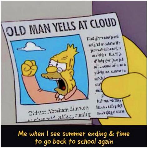 back to school memes