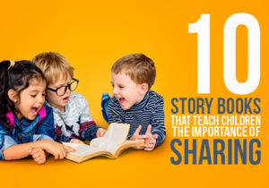 Story Books that Teach Children the Importance of Sharing featured image