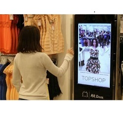 RFID powered kiosks