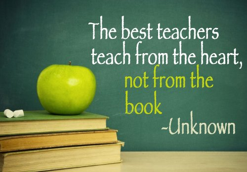 Best Teachers Quotes