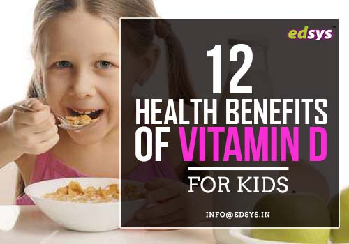 vitamin d for kids
