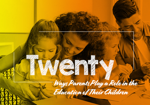20 Ways Parents Play a Role in the Education of Their Children featured image