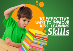 improve kids learning skill featured image
