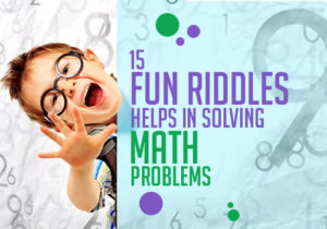 fun riddles help solve math problems featured image