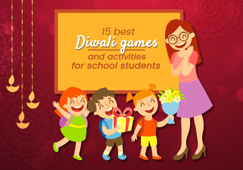 15 best Diwali games and activities for school students featured image