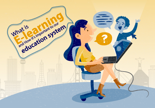 What is eLearning and How its Important to education featured image