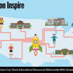 Now Teachers Can Share Educational Resources Nationwide With Amazon Inspire!
