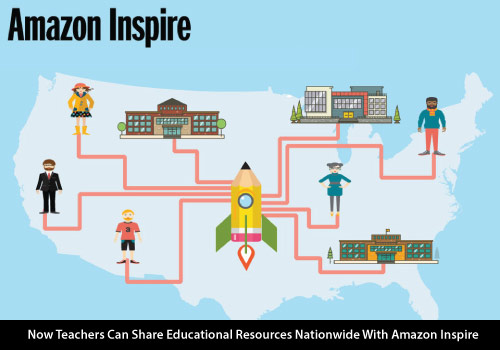 <img src='http://www.edsys.in/wp-content/uploads/17-01-2017_Now-Teachers-Can-Share-Educational-Resources-Nationwide-With-Amazon-Inspire.jpg' title='Now Teachers Can Share Educational Resources Nationwide With Amazon Inspire!' alt='' />