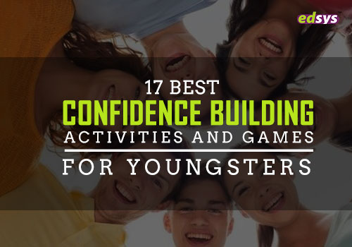 confidence building activities