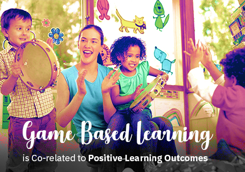 Game Based Learning is Correlated to Positive Learning Outcomes