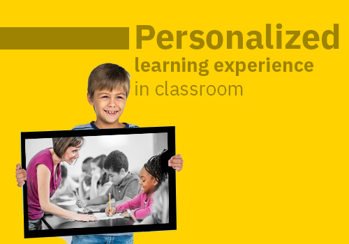 How to create a personalized learning experience in the classroom?