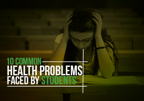 Common Health problems faced by students featured image