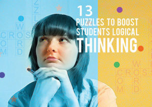 puzzles to boost students logical thinking featured image