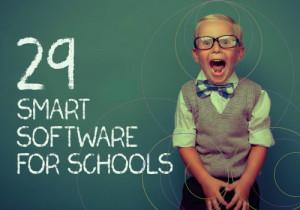 29 smart software for schools