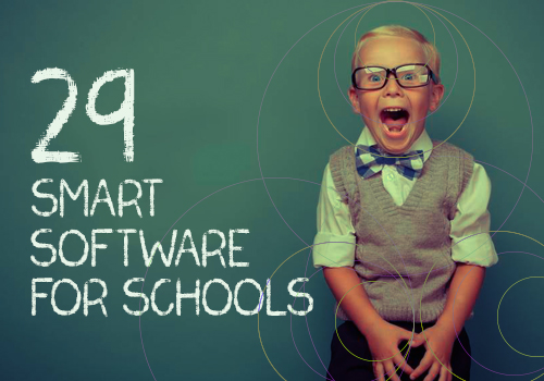 29 smart software for schools