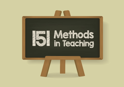151 Widely Accepted And Followed Methods In Teaching Edsys