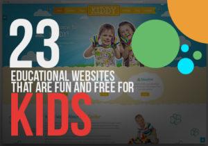 23 kids educational websites featured image