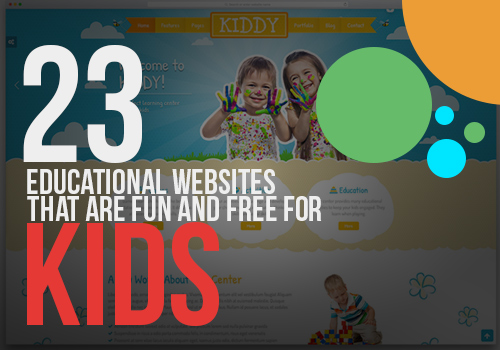 23 kids educational websites featured image