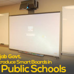 Punjab Govt. To Introduce Smart Boards in All Public Schools