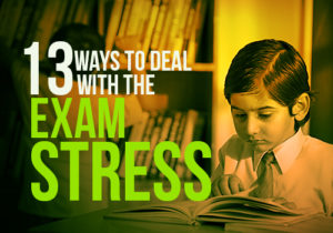 13 ways to deal with exam stress featured image