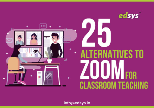 25 Alternatives to Zoom for Classroom Teaching