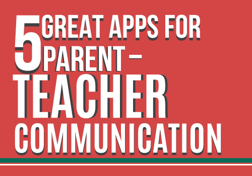 5 Great Apps for Parent-Teacher Communication featured image