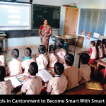 Schools in Cantonment to Become Smart With Smart Classes