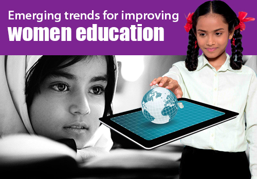 29-05-2018_Emerging trends for augmentation of women's education