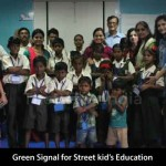 Signal School for Street Children's Education!