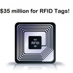RFID Tags Maker Alien Technology upraise $35M!
