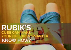 rubik's cube make children smarter featured image