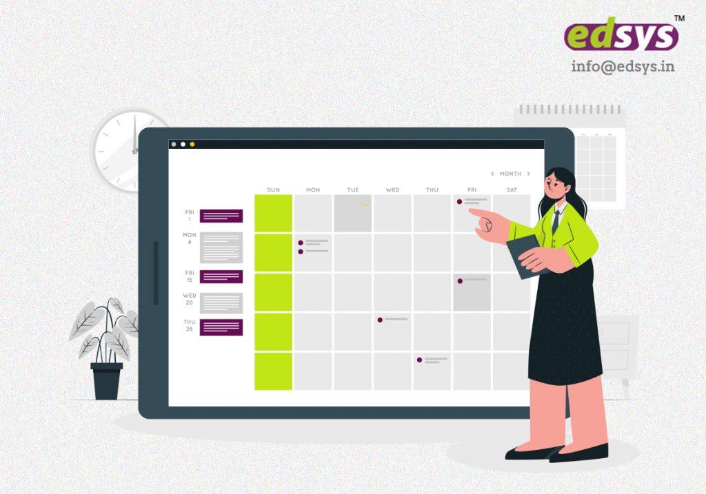 Tool for Better Online School Management-Online Student Attendance