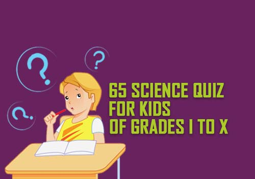 General Knowledge For Kids (105 Questions and Answers)