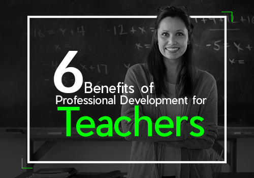 benefits of professional development for teachers featured image