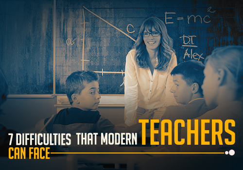 difficulties modern teachers face featured image