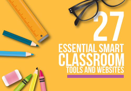 27 Essential Smart Classroom Tools and Websites_featured featured image