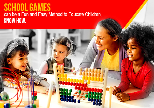School games can be a fun and easy method to educate children featured image