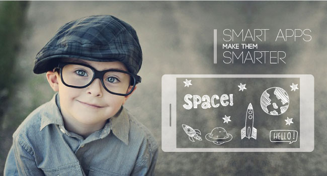 Smart Apps for Preschoolers with Special Needs