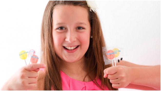 Alina Morse lollipop entrepreneur image