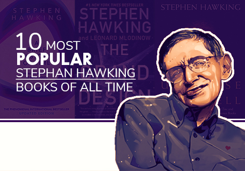 10 Most Popular Stephan Hawking Books of All Times featured image