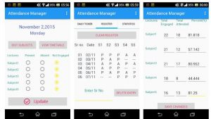 20 Best Attendance Management App for Teachers | Edsys