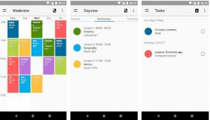 8 Best Timetable Apps On Android   Edsys