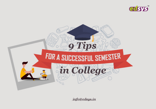 Tips for a Successful Semester in College